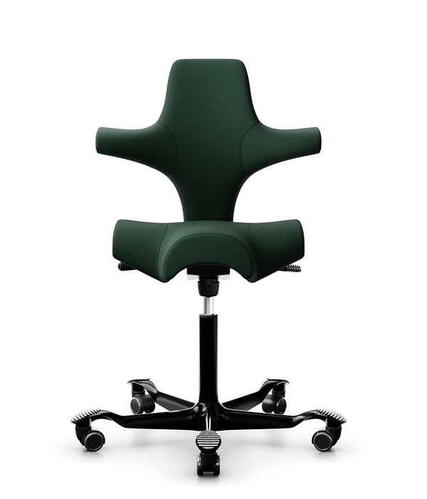 Hag Capisco Green Select Black